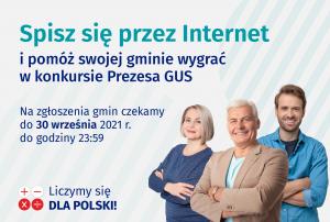 Konkurs Prezesa GUS na najbardziej cyfrową gminę